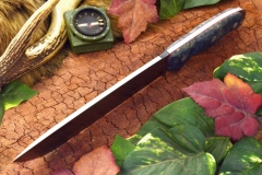 akc denali a2 blue and gold elder burl red liners top shot 2 ksf 429.95