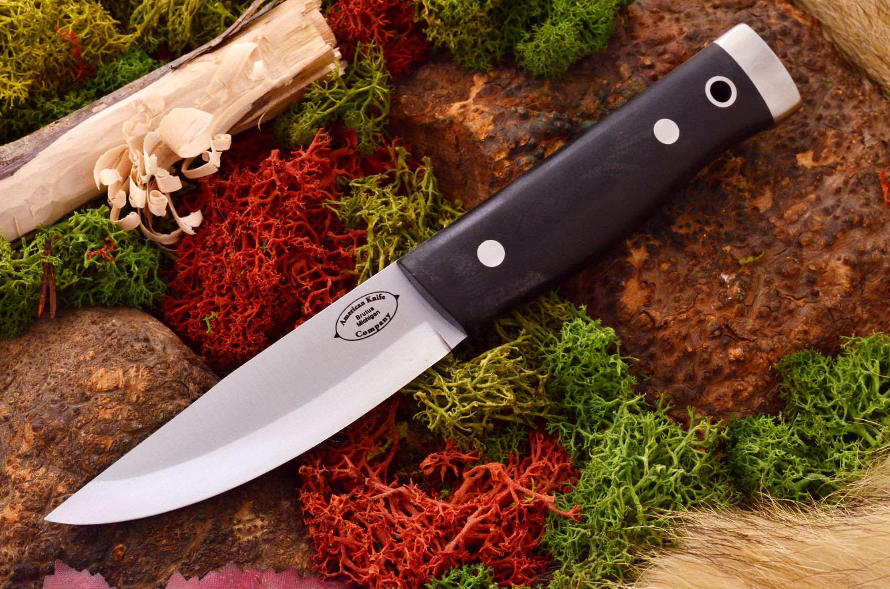akc forest compact black g10 matte 329.95