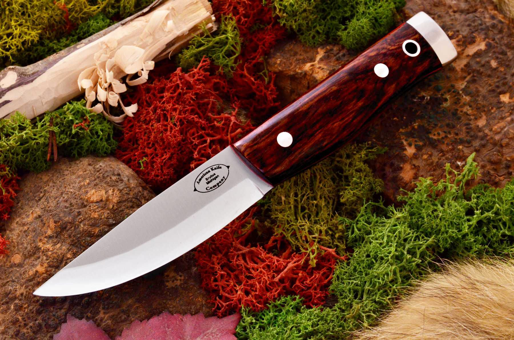 akc forest compact cocobolo red liners 369.95