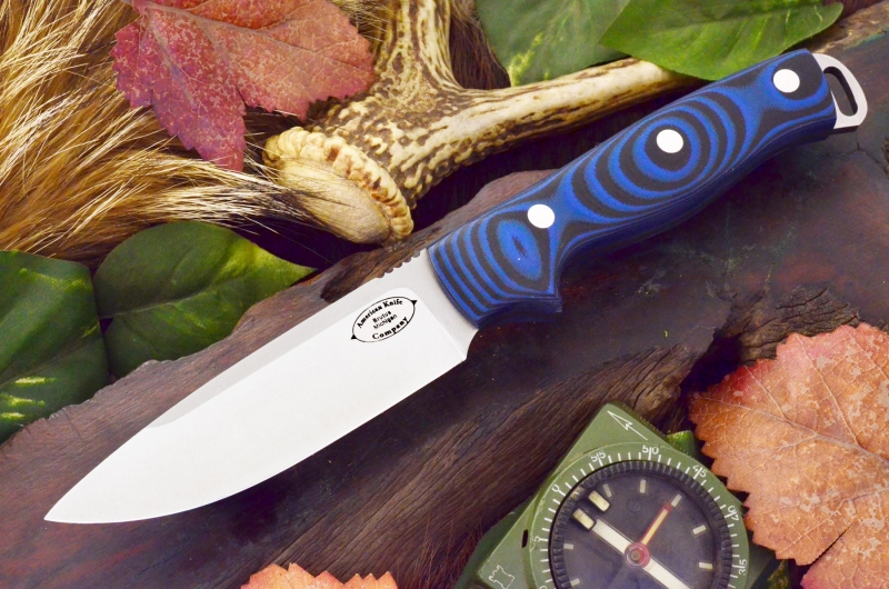 akc shenandoah blue and black g10 matte 289.95