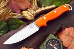 akc shenandoah blaze orange g10 black liners 299.95